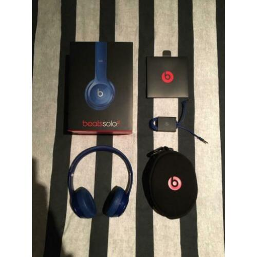 Beats by Dre Solo2 (Blue)