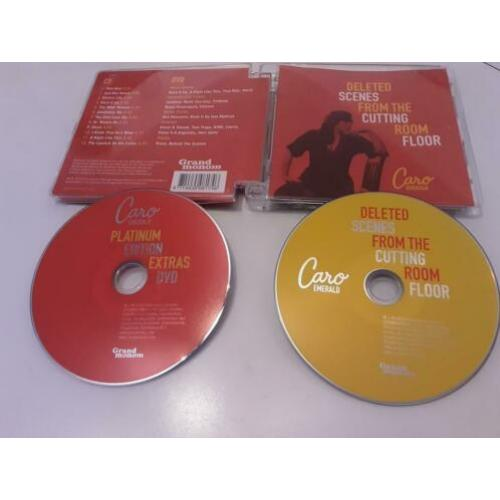 Dvd & cd Caro Emerald Deleted scènes from the putting room