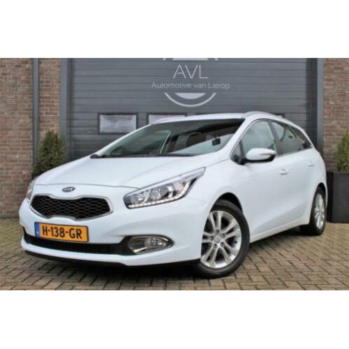 Kia Cee'd Sportswagon 1.6 GDI Super Pack LED | CRUISE/CLIMAT