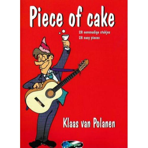 Piece of cake door Klaas van Polanen (w01)