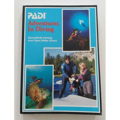 PADI - Adventures in diving (Dutch Edition)