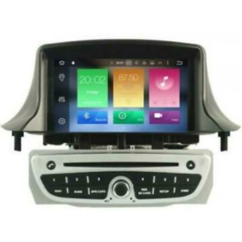 navigatie renault megane 2014 dvd carkit android 9 carplay