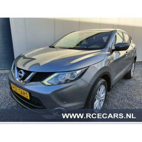 Nissan Qashqai 1.2 Connect Edition NAVI CLIMA CAMERA PAN.DAK