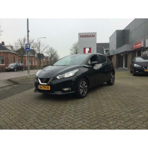 Nissan Micra 0.9 IG-T 90 Acenta Style Pack,Orange Int.
