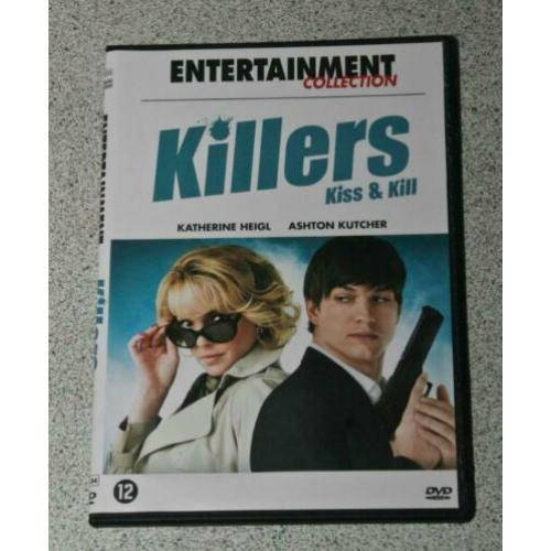 Killers. Kiss & Kill. Katherine Heigl + Ashton Kutcher