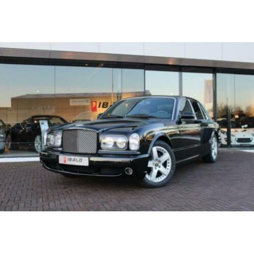 Bentley Arnage 6.8 V8 T - slechts 21175 km - BTW auto -