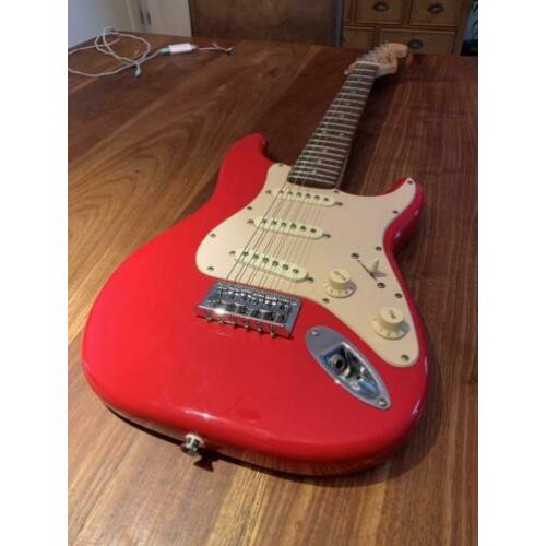 Squier by Fender mini Guitaar