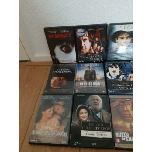 Originele dvd's, divers