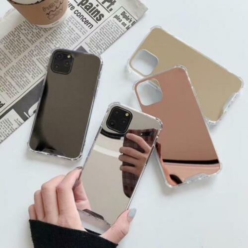 Make Up Case With MirroR, for iPhone 11 Pro, 7 8 Plus,
