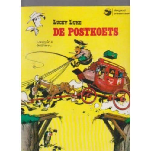Lucky Luke 1 t/m 29 Dargaud