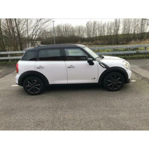 Mini Countryman 1.6 Cooper S All4 2011 Wit APK 31-05-2021