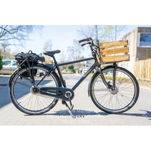 Batavus E-go Blockbuster Elektrische fiets E-bike Transport
